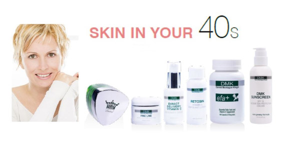 Skin In Your 40s