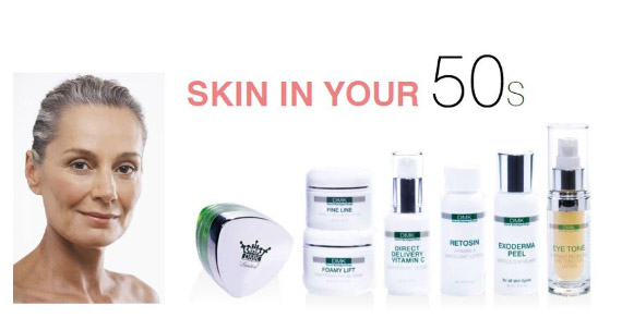 Skin In Your 50s
